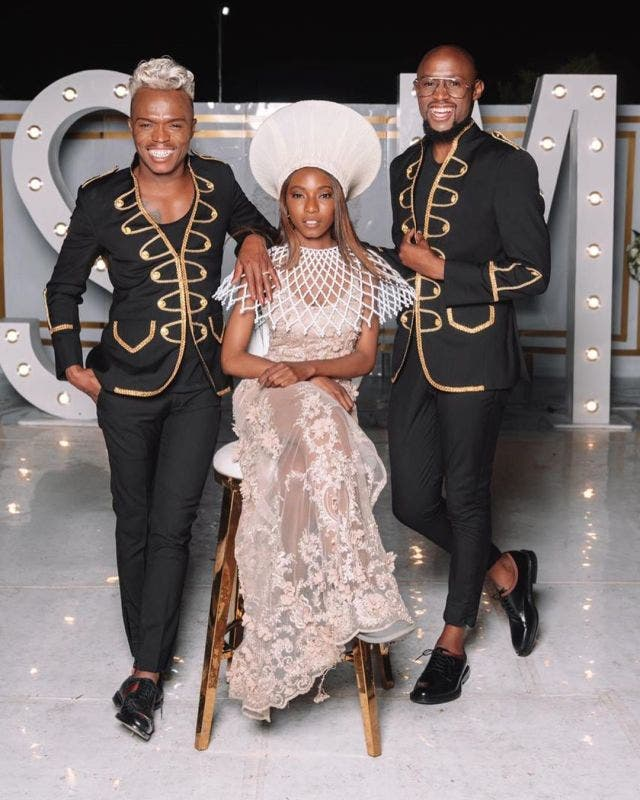 Somizi S Daughter Bahumi Mhlongo On Living With The Incurable Lymphedema Condition Celebs Now